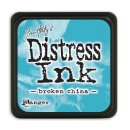 Tim Holtz, Distress mini Ink, 25x25mm, broken china