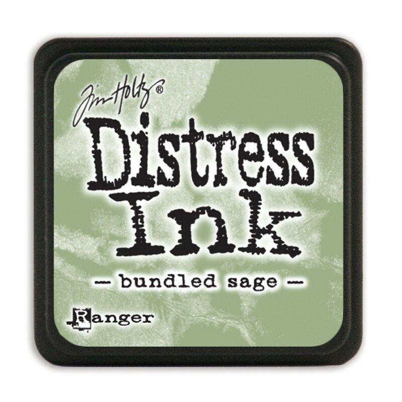 25x25mm spiced marmalade Distress mini Ink Tim Holtz
