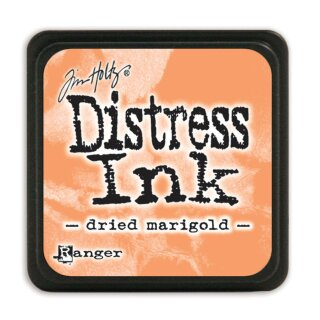 Tim Holtz, Distress mini Ink, 25x25mm, dried marigold