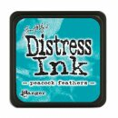 Tim Holtz, Ranger Distress Mini Ink pad, peacock feathers