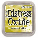 Tim Holtz, Ranger Distress Oxide Pad, crushed olive
