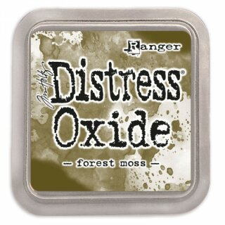 Tim Holtz, Distress Oxide, 76x76mm, forest moss