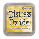 Tim Holtz, Distress Oxide, 76x76mcm, fossilized amber