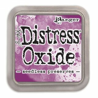 Tim Holtz, Ranger Distress Oxide Pad, seedless preserves