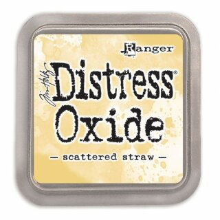 Tim Holtz, Ranger Distress Oxide Pad, scattered straw