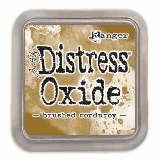 Tim Holtz, Distress Oxide, 76x76mm, brushed corduroy
