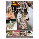 Karen Maries Christmas Angels Comb & Pen Quilling...