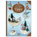 Karen Maries Tales for Winter, Quilling Anleitungs Heft