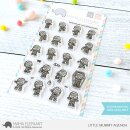 Mama Elephant, clear stamp, Little Mummy Agenda