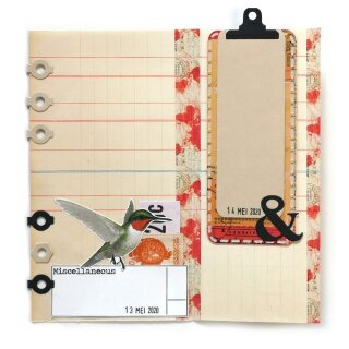 Elizabeth Craft Designs, Cutting Dies / Stanzschablonen, Sidekick Essentials 5