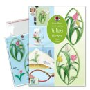 Karen Marie Klip: Tulips Instruction