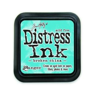 Tim Holtz, Ranger Distress Ink pad, broken china