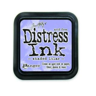 Tim Holtz, Ranger Distress Ink pad, shaded lilac