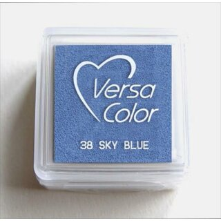 Versa-Color Pigment-Stempelkissen 25 x 25mm 38 Sky Blue