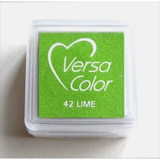 Versa-Color Pigment-Stempelkissen 25 x 25mm 42 Lime