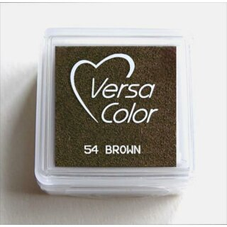 Versa-Color Pigment-Stempelkissen 25 x 25mm 54 Brown