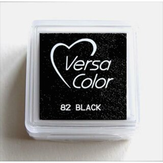 Versa-Color Pigment-Stempelkissen 25 x 25mm 82 Black