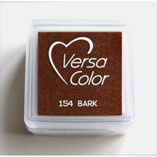 Versa-Color Pigment-Stempelkissen 25 x 25mm 154 Bark