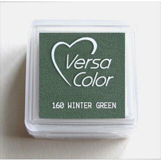 Versa-Color Pigment-Stempelkissen 25 x 25mm 160 Winter Green