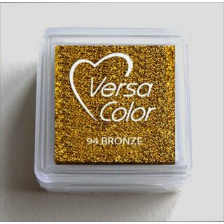 Versa-Color Pigment-Stempelkissen 25 x 25mm 94 Bronze